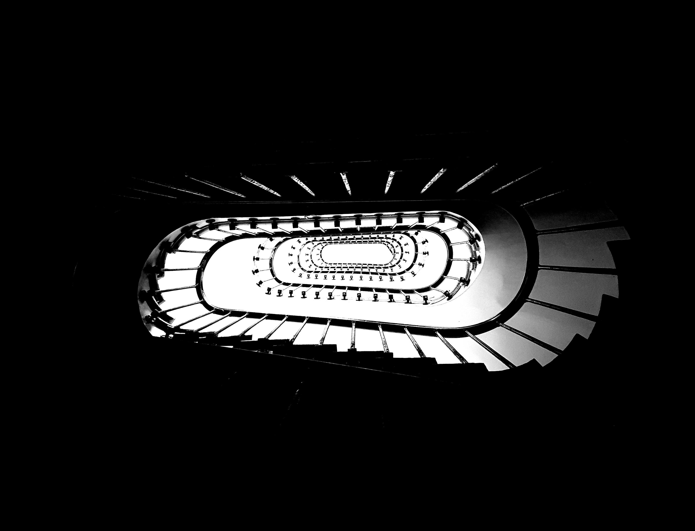 Escalier galerie Véro-Dodat